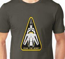 Macross Robotech Skull Squadron VF-1S Valkyrie  Unisex T-Shirt