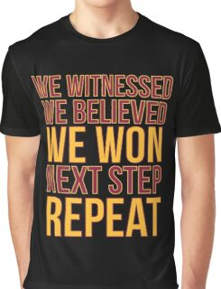 Next Step Repeat Graphic T-Shirt