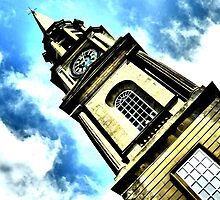 The Falkirk Steeple by ©The Creative  Minds