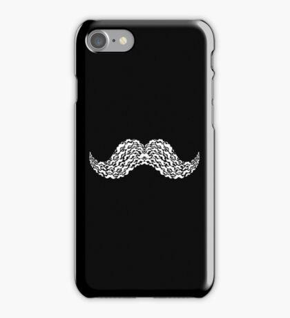 Moustache Overload iPhone Case/Skin