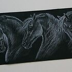 Cavalia Stallions - (Memories Of Cavalia series) by louisegreen