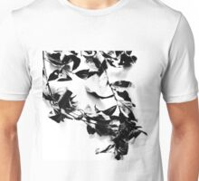 Black leaves Unisex T-Shirt