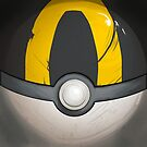 Wartorn Pokeball - Ultra by Zhivago