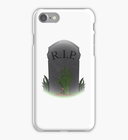 Zombie Hand iPhone Case/Skin