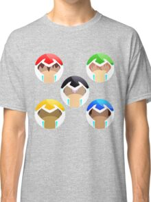 Voltron, all paladins Classic T-Shirt