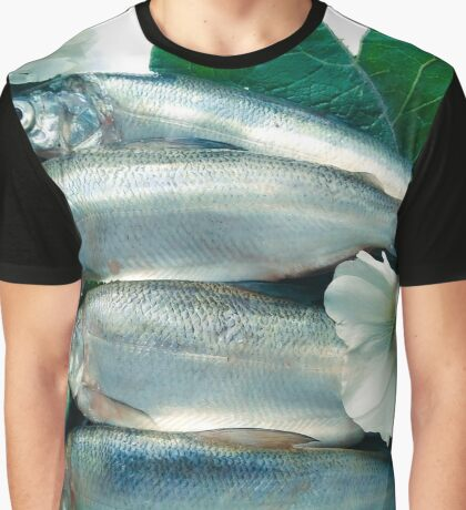 Fresh fish Graphic T-Shirt