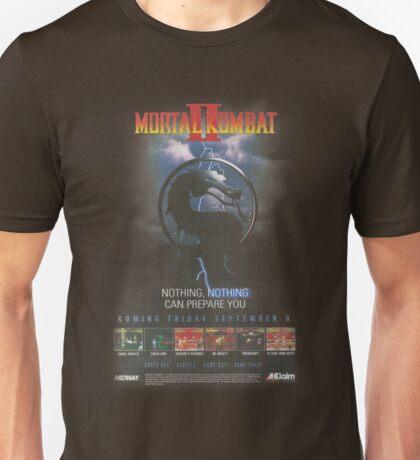 VINTAGE Mortal Kombat II  Unisex T-Shirt