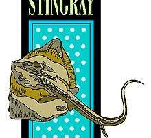 Stingray Sign by kwg2200