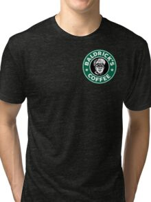 Baldrick's Coffee Tri-blend T-Shirt