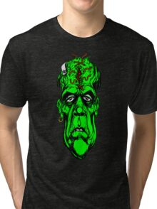 LACE UP FRANK Tri-blend T-Shirt