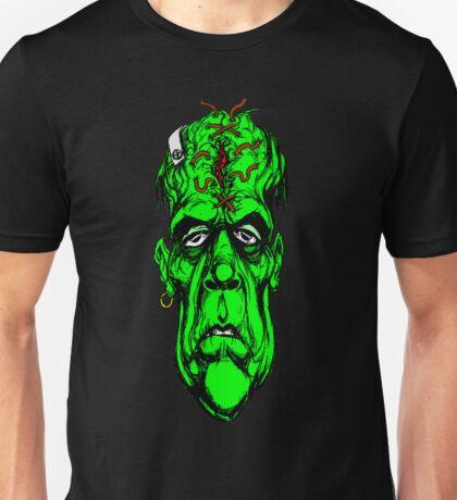 LACE UP FRANK Unisex T-Shirt