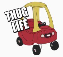 Cozy Coupe - Thug Life T-Shirt