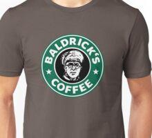 Baldrick's Coffee - Large Logo Unisex T-Shirt