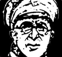 Baldrick's Coffee - Large Logo Sticker