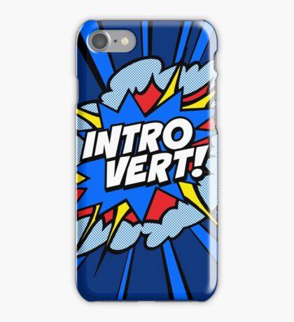 Introvert! iPhone Case/Skin