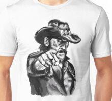 Ian 'Lemmy' Kilmister Portrait Unisex T-Shirt