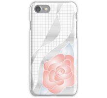 Basic Geometric Floral iPhone Case/Skin