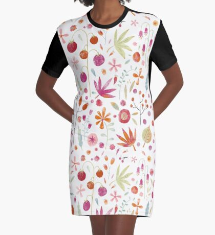 Last of the Crop Graphic T-Shirt Dress