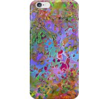 Color Abstraction - 3439 - Digital Background - Wallpaper iPhone Case/Skin