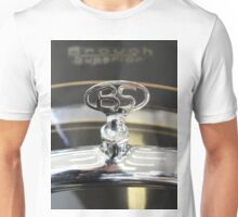 Classic vintage motorbike badge, home decor, gifts for him and accessories Unisex T-Shirt