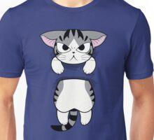 cat   portable  Unisex T-Shirt