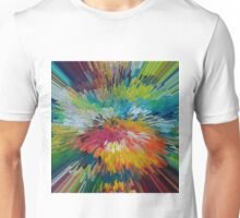 Abstract 198 Unisex T-Shirt
