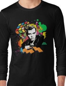 Billy Idol 80's Long Sleeve T-Shirt