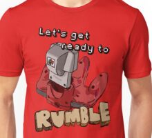 Lets get ready to Rumble! (N64) Unisex T-Shirt