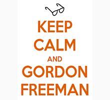 Keep Calm And Gordon Freeman T-Shirt
