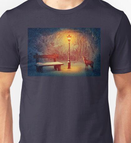 winter silence Unisex T-Shirt