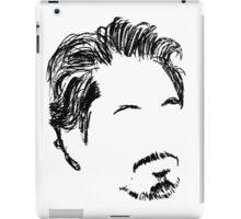 Robert Downey Jr. iPad Case/Skin