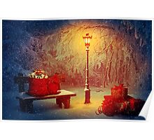 holiday atmosphere Poster