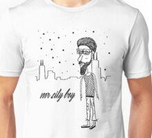 Mr. City boy Unisex T-Shirt
