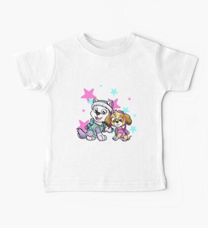 Paw Patrol Girls Baby Tee