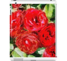 Red Roses Forever iPad Case/Skin