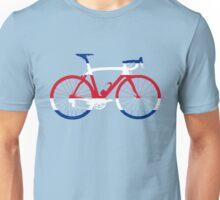 Bike Flag Costa Rica (Big) Unisex T-Shirt