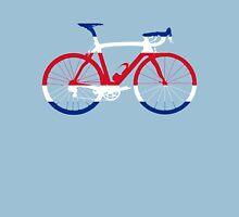 Bike Flag Costa Rica (Big) T-Shirt