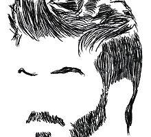 David Beckham by rincondelabarba