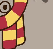 Harry Potter Cat Sticker