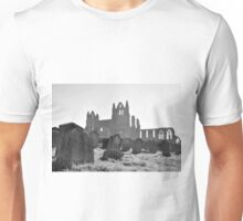 Whitby Abbey Unisex T-Shirt