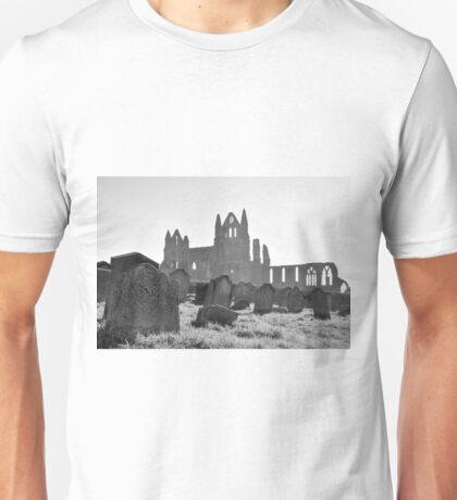 Whitby Abbey Unisex T-Shirt