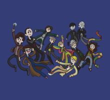 Adventure Time For Doctor Who by leelasummers