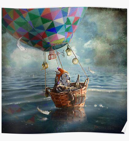 """Balloonist"" Poster"