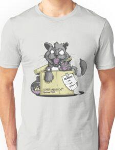 Schrödinger Cat Unisex T-Shirt