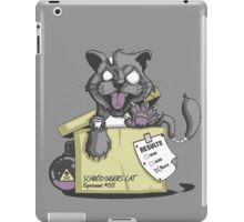 Schrödinger Cat iPad Case/Skin