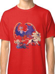 Pokemon Sun and Moon Classic T-Shirt