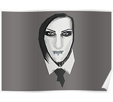 Chris Motionless Poster