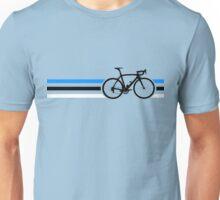 Bike Stripes Estonia v2 Unisex T-Shirt
