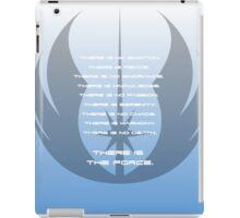 Code of the Jedi iPad Case/Skin