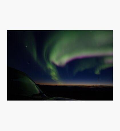 Arctic Aurora Photographic Print